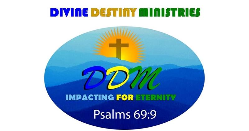 Devine Destiny Church Logo